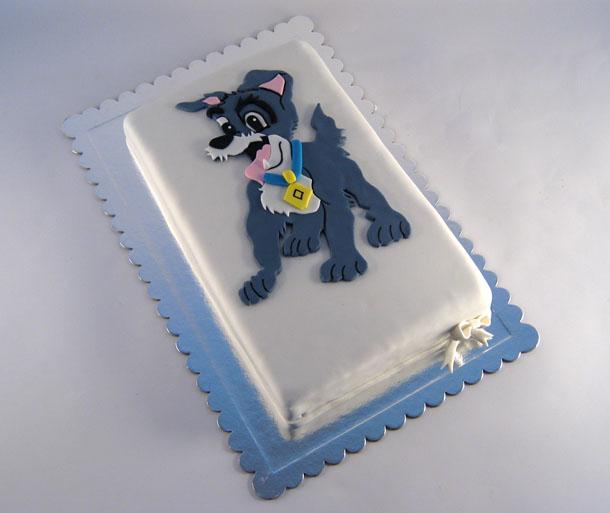 Rodjendanska torta Lunja
