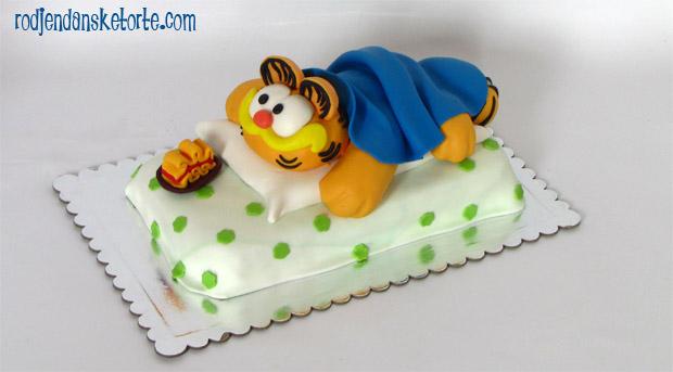 torta garfild