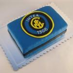 Torta sa grbom FK Inter