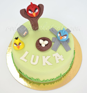 Angry birds za Luku