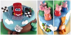 decija rodjendanska torta na tri sprata