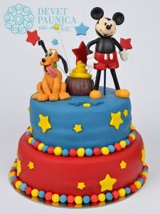 Miki Maus i Pluton