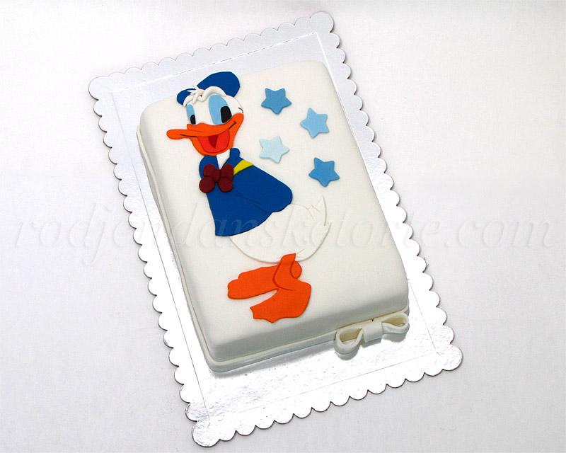 decija-torta-paja-patak
