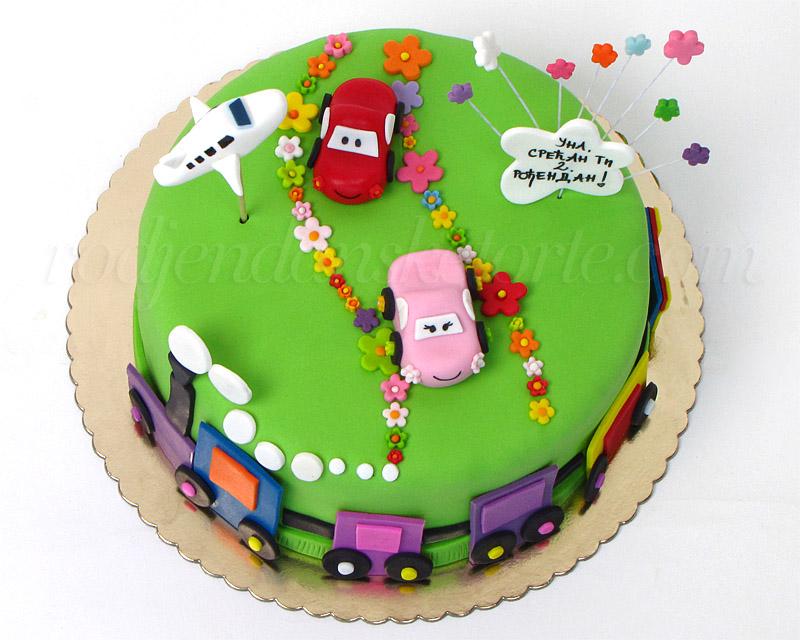 decija-torta-sa-auticima-i-vozicem