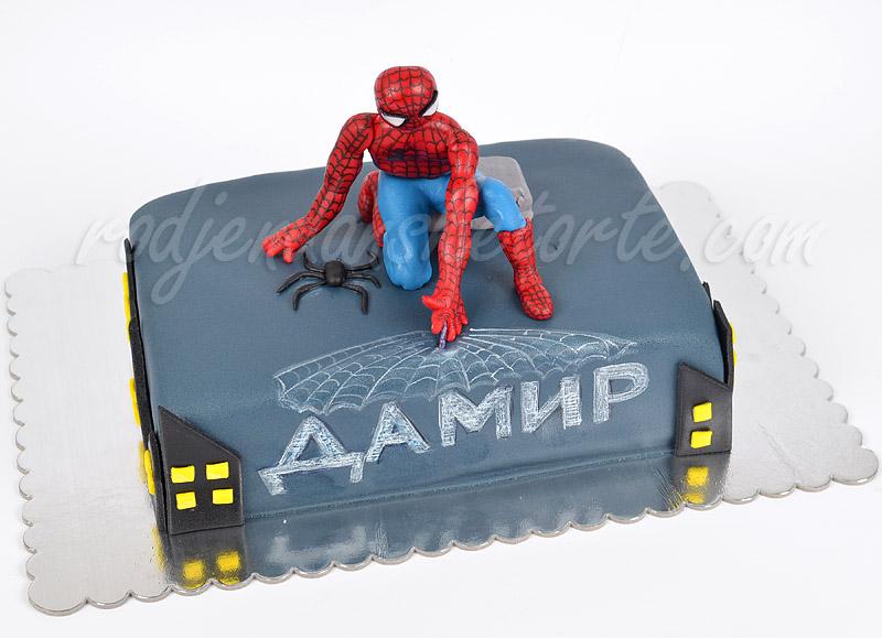 decija-torta-spajdermen