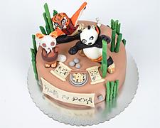decija-torta-kung-fu-panda