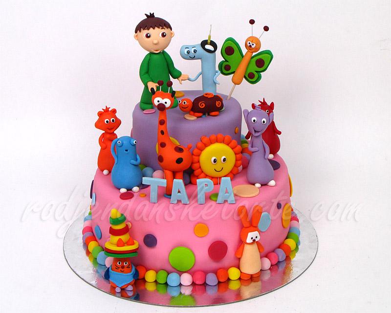Index Of Slike Decije Torte Baby Tv Torte