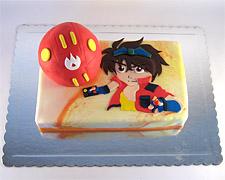bakugan-torte