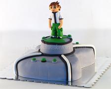 torta-ben-10-figurica