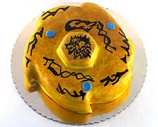 zlatna-beyblade-torta