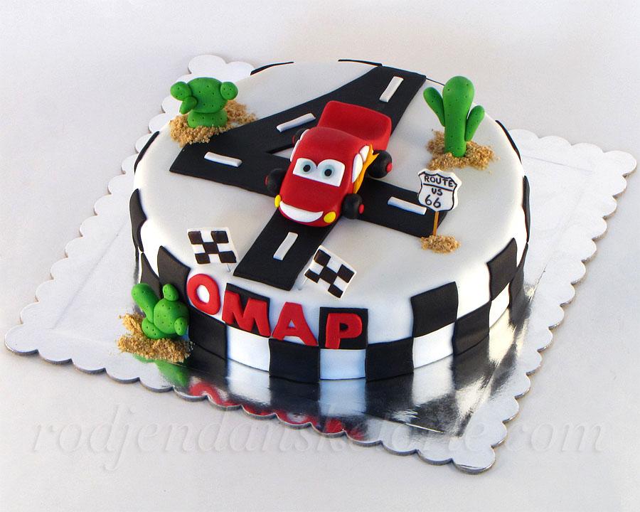 Decije Torte Cars Kars