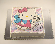 Torta sa motivom Hello Kitty