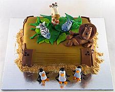 madagaskar torta