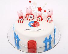 torta pepa prase i porodica zvezdaši