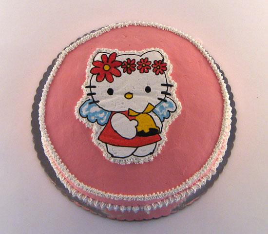 hello kiti torta