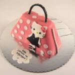 hello kitty torta tasnica za laru