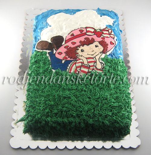 jagodica bobica torta