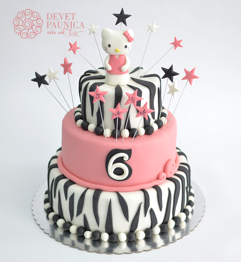 zebrasta-torta-sa-hello-kitty