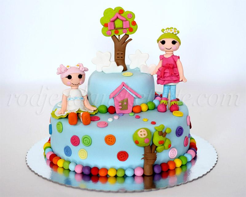 lalaloopsy-torta-Pix-E-Flowers-Blossom-Flowerpot