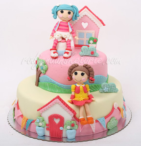 Lalaloopsy torte