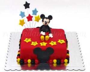 Miki Maus motivi torta