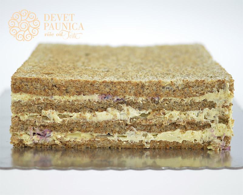 moskva snit torta