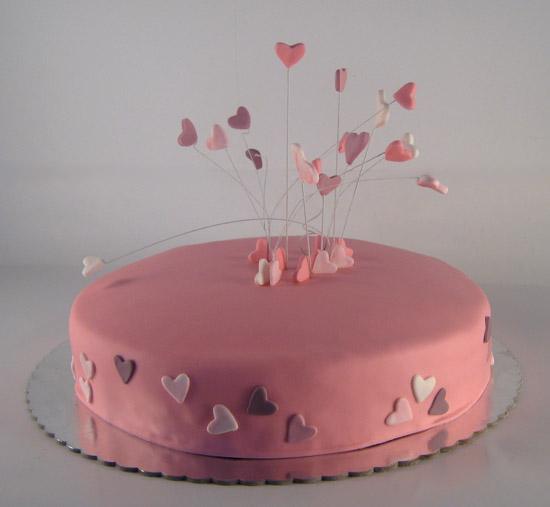nezna torta sa srcima