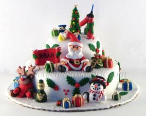 novogodisnja-rodjendanska-torta-deda-mraz-irvas-snesko