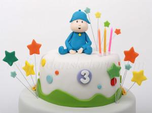 Poco Yo - figurica za tortu