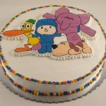 poco yo i druzina torta