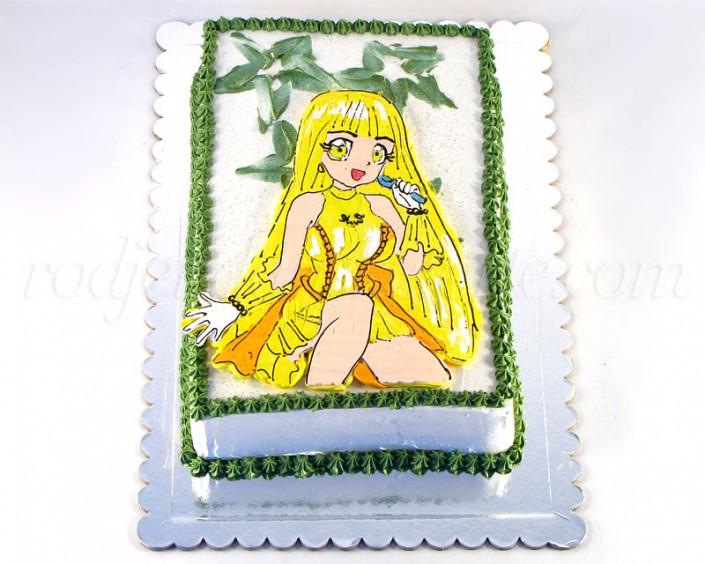 princeza-sirena-koko-torta