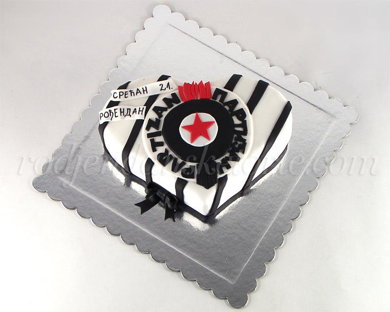 Torta Partizan | Devet Paunica Beograd