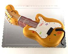 torta gitara fender stratocaster