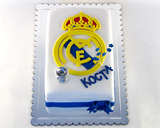 torta-sa-grbom-fk-real-madrid