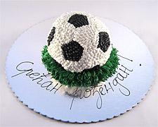 torta-u-obliku-fudbalske-lopte