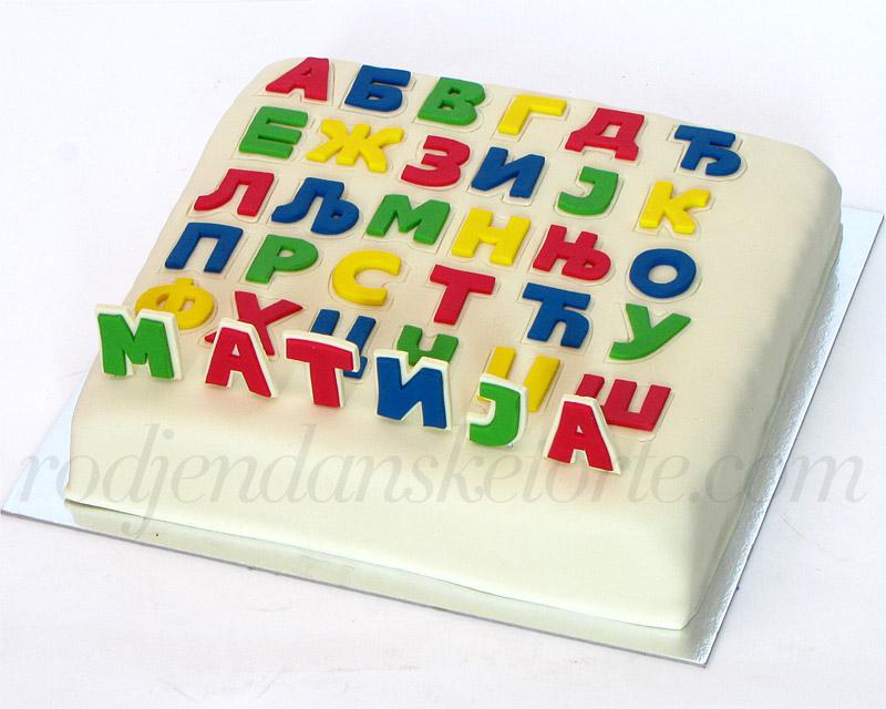 rodjendanska-torta-azbuka