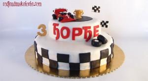 rodjendanska torta formula 1