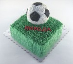 rodjendanska torta fudbalska lopta