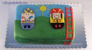 rodjendanska torta mighty beanz