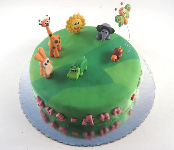 rodjendanska torta sa baby tv junacima