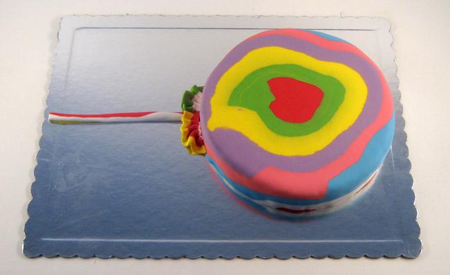 slatka torta lizalica