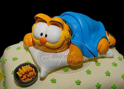 slika garfilda prema kojoj smo uradili tortu