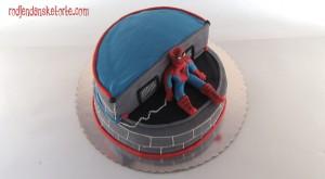 spajdermen torta