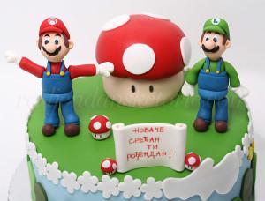 Mario i Luidji - spremni za akciju!