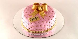 svecana-torta-zlatne-kuglice-i-masna