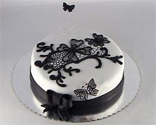 crno-bela-torta-cipka