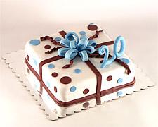 torta-poklon