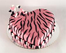 torta-srce-zebra-print