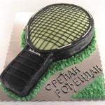 teniski reket torta
