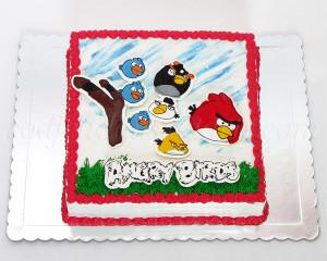 Brand Angry Birds - veoma popularan kod najmlađih